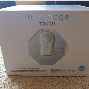 Other - Lluminage hair touch removal